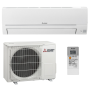 Mitsubishi Klimaanlage R32 Wandgerät Basic MSZ-HR35VF 3,4 kW I 12000 BTU